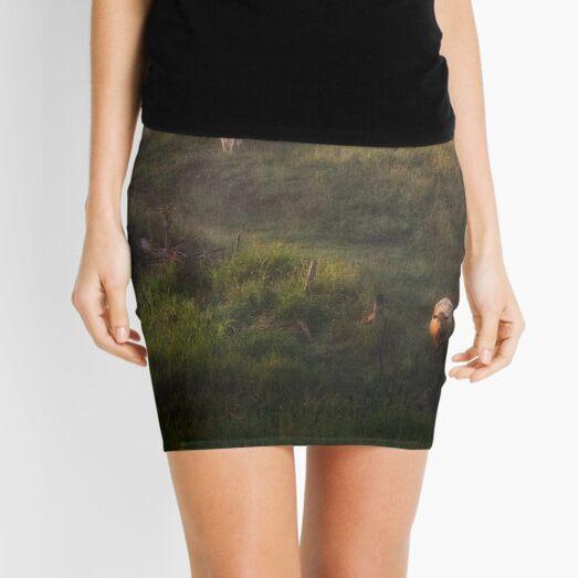 The cows Mini Skirt