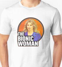 Bionic Woman Slim Fit T-Shirt