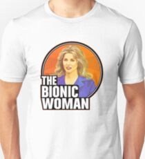 Bionic Woman Unisex T-Shirt