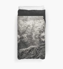 Far North Qld in infrared Duvet Cover