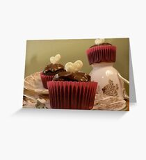 Tea Cakes Greeting Card