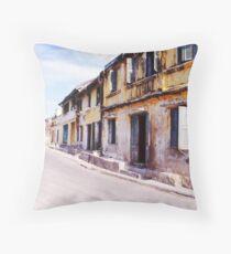 Streetscape Throw Pillow