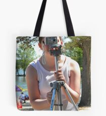 One Lucky Amateur Tote Bag