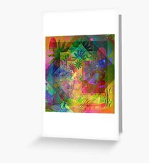 Colors, Colors & Colors. Greeting Card