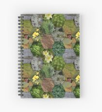 Glimpses of the Slieve Bloom 1 Spiral Notebook