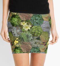 Glimpses of the Slieve Bloom 1 Mini Skirt