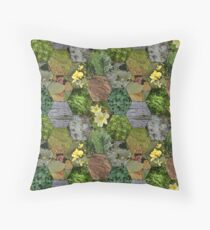 Glimpses of the Slieve Bloom 1 Throw Pillow