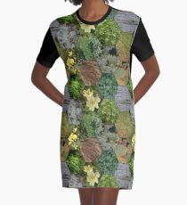 Glimpses of the Slieve Bloom 1 Graphic T-Shirt Dress