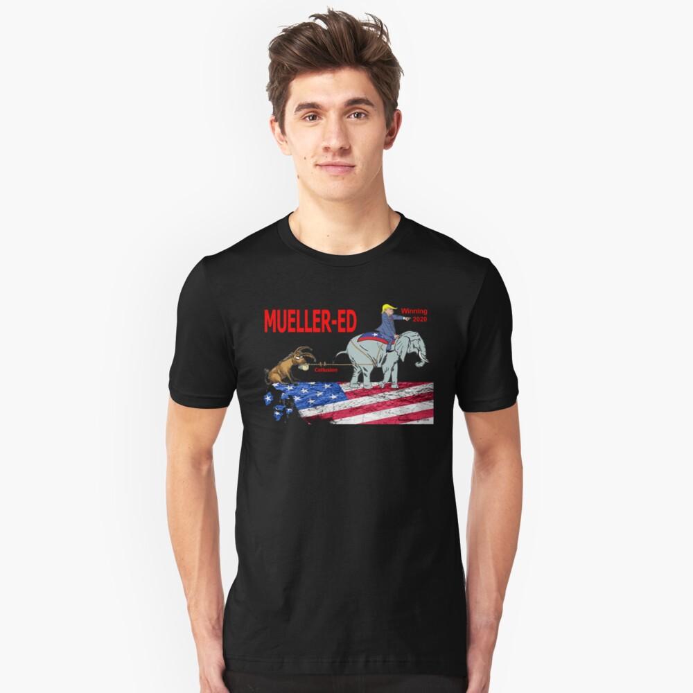 Mueller-ed Slim Fit T-Shirt