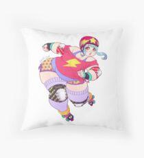 Bomba Throw Pillow