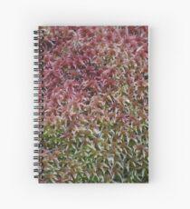 Sphagnum Spiral Notebook