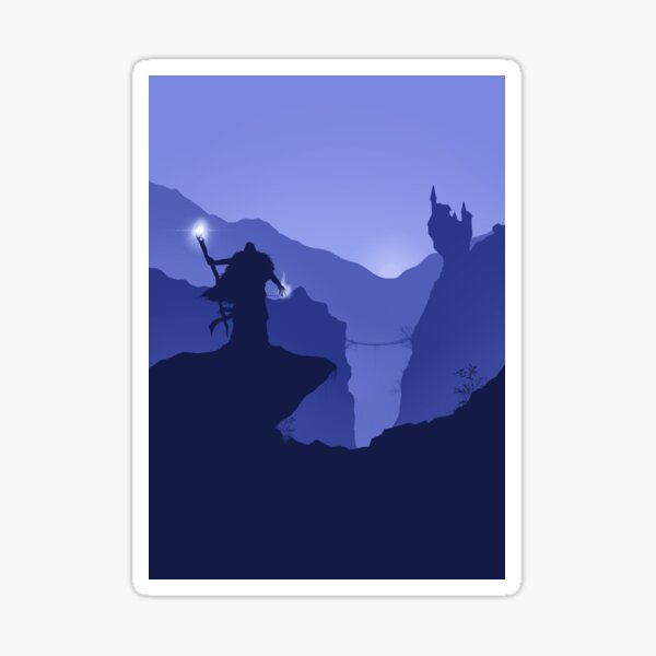 The Warlock Sticker