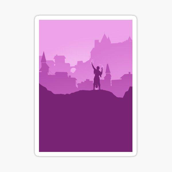 The Sorcerer Sticker