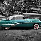 Buick Eight Roadmaster by Yhun Suarez
