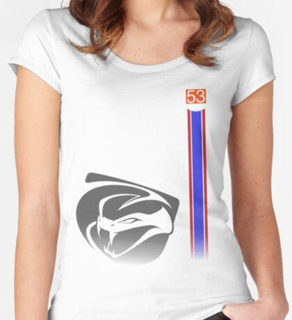 Viper Exchange Tee Women's Fitted Scoop T-Shirt