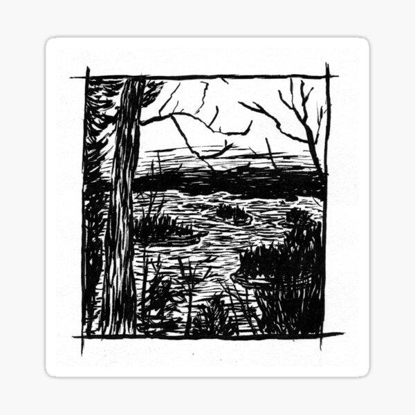 Panther Creek #1 Sticker