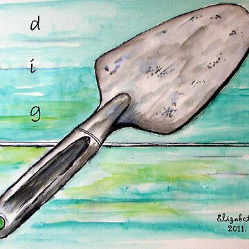 The best designed trowel on the market... by Happyart