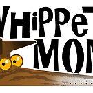 «Whippet mamá (atigrado oscuro)» de RichSkipworth