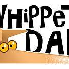 Whippet Dad (Kitz) von RichSkipworth