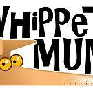 Whippet Mum (Kitz) von RichSkipworth