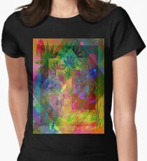 Colors & Colors. Womens Fitted T-Shirt