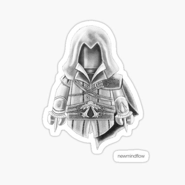 The Assassin Sticker