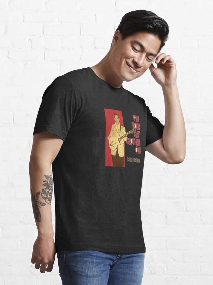 Alternate view of Carl Perkins Essential T-Shirt
