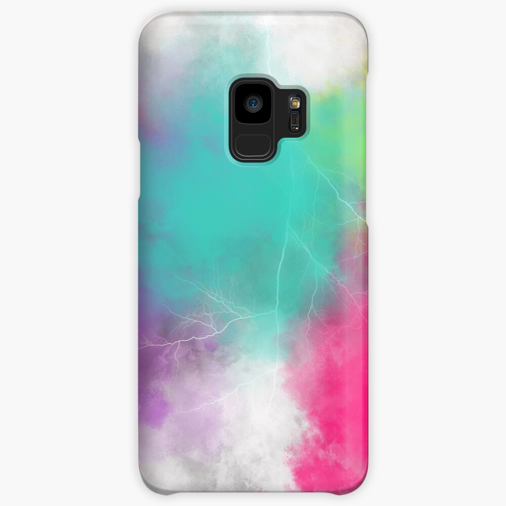 Abstract Clouds Case & Skin for Samsung Galaxy