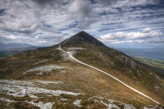Croagh Patrick view by John Quinn