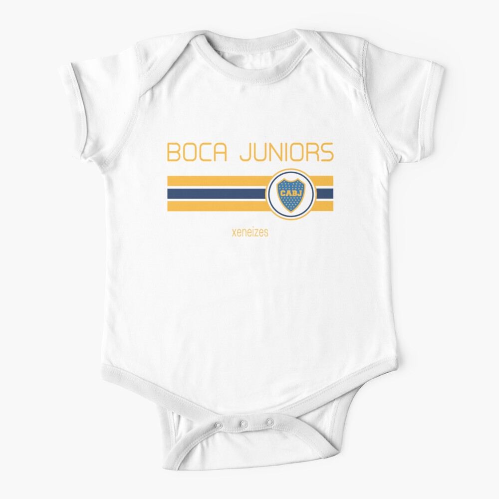 Superliga - Boca Juniors (Home Navy) Baby One-Piece