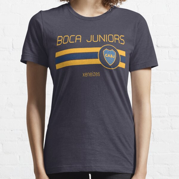 Superliga - Boca Juniors (Home Navy) Camiseta esencial