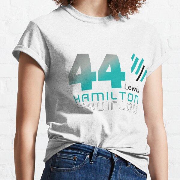 Lewis Hamilton Formel 1 Classic T-Shirt