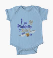 Adler Probleme Baby Body Kurzarm