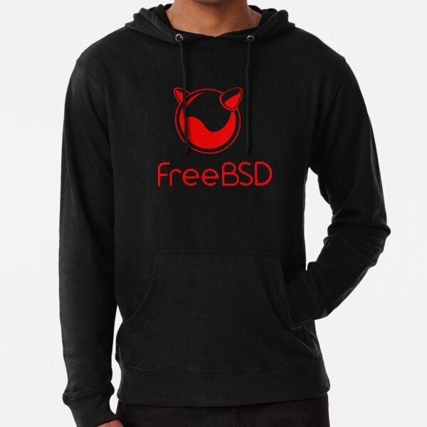 FreeBSD Lightweight Hoodie