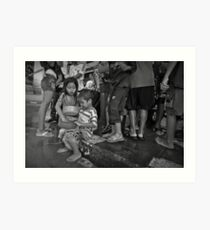Songkran in Bangkok (13) Art Print