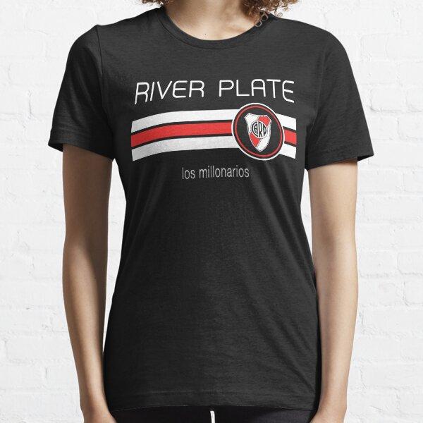 Superliga - River Plate (Away Black) Camiseta esencial