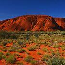 Uluru by wayne51