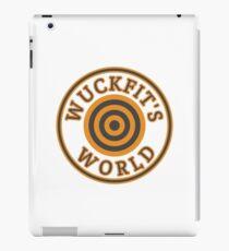 Target on Wuckfits' World iPad Case/Skin
