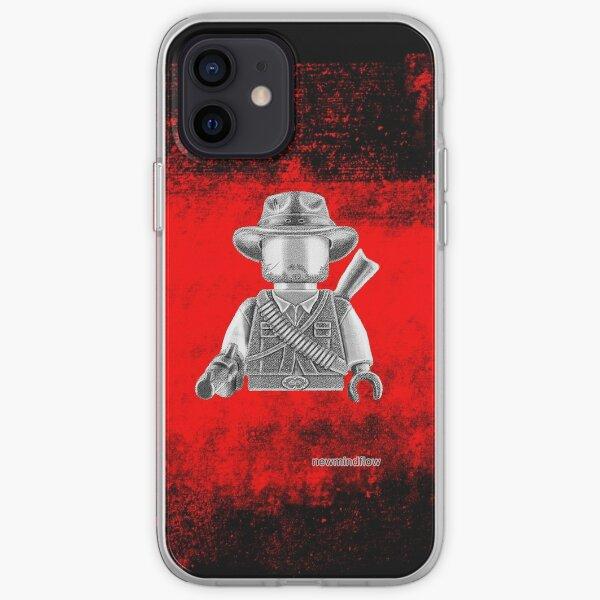 The Gunman iPhone Soft Case