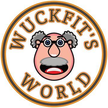 Professor Wuckfits' World by asktheanus