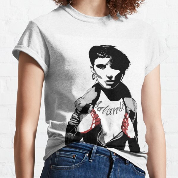 Lisbeth Salander Classic T-Shirt