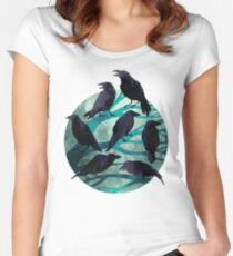 The Gathering Women's Fitted Scoop T-Shirt