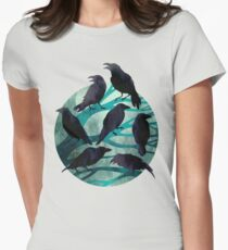 The Gathering Women's Fitted T-Shirt