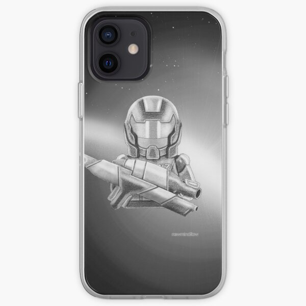 The Commander iPhone Soft Case