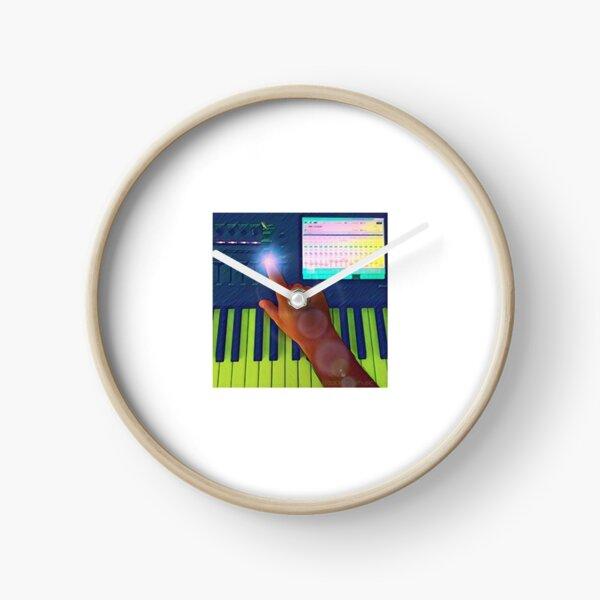 Artwork by @zackgrossmusic Clock