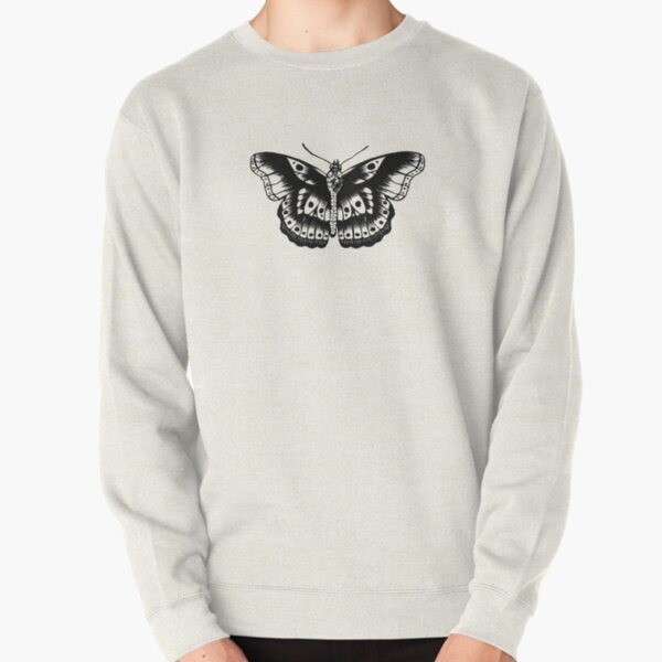 harry styles papillon Sweatshirt épais