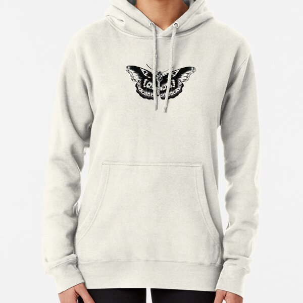 harry styles butterfly  Pullover Hoodie