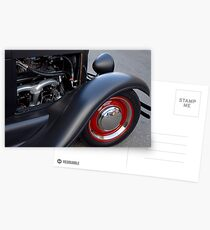 Street Rod Postcards