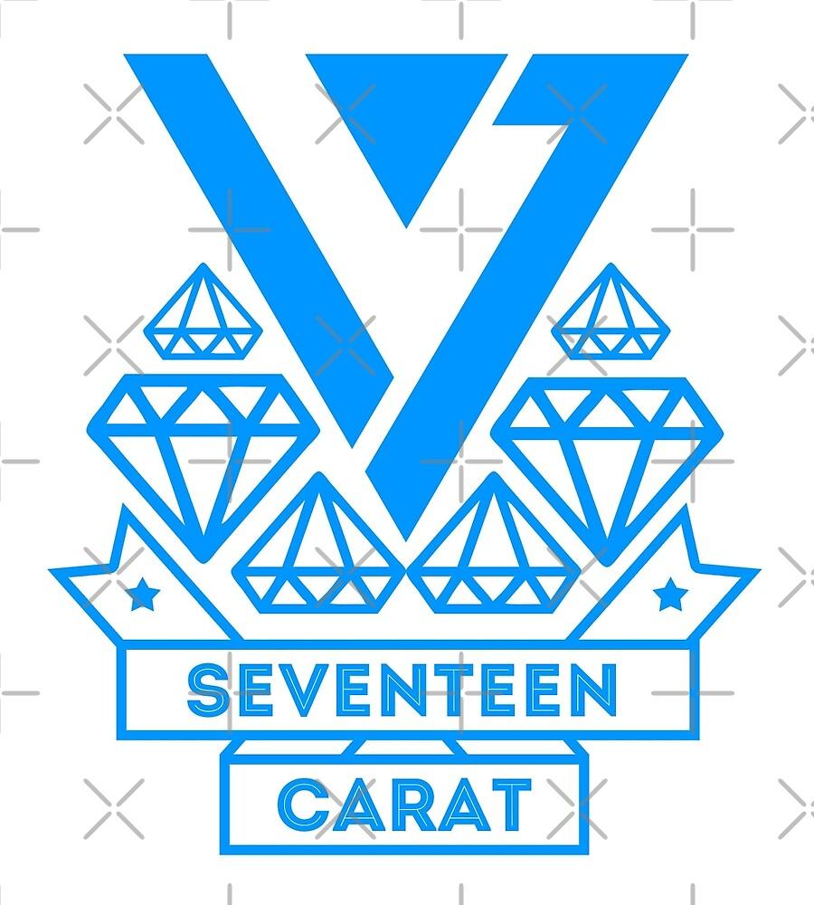 SEVENTEEN Carat by skeletonvenus