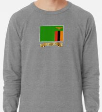 Zambia Flag Sweatshirts & Hoodies | Redbubble